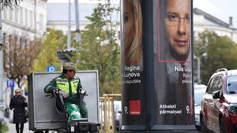 Val i Lettland