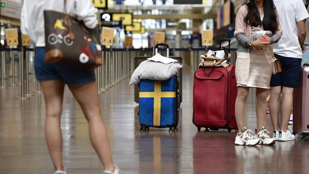 En utomlandsresa kan kosta dig mycket