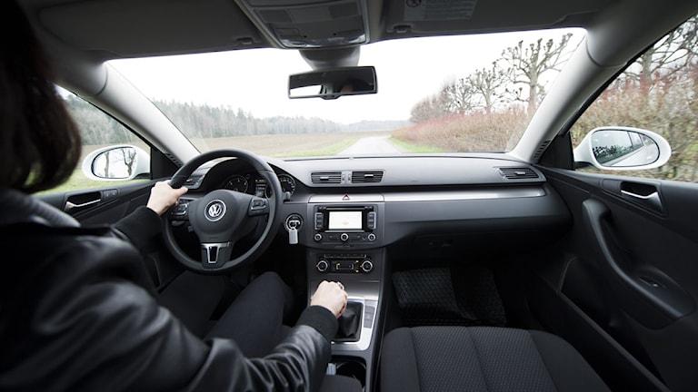 Volkswagen har försökt att hotta upp sina BlueMotion-modeller med sportiga attribut som ska visa att en miljöbil inte behöver vara tråkig. Foto: Henrik Montgomery/Scanpix.
