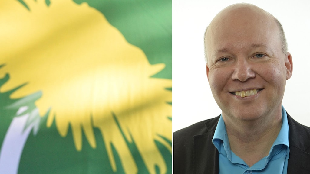Riksdagsledamoten Stefan Nilsson (MP).