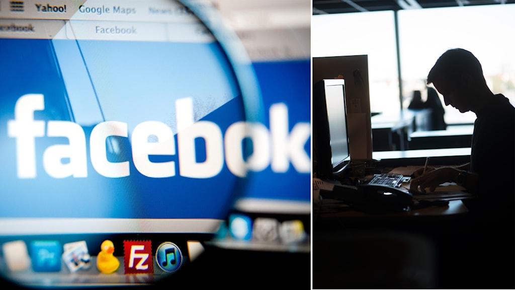 Ryssland, dator, facebook, ryssutredning