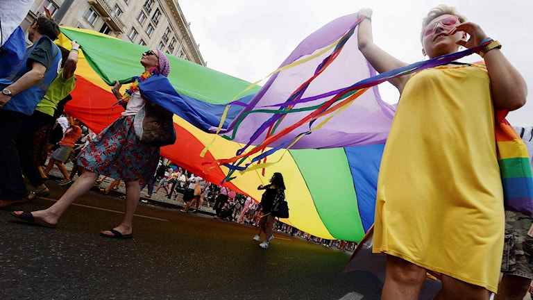 HBTQ i Polen