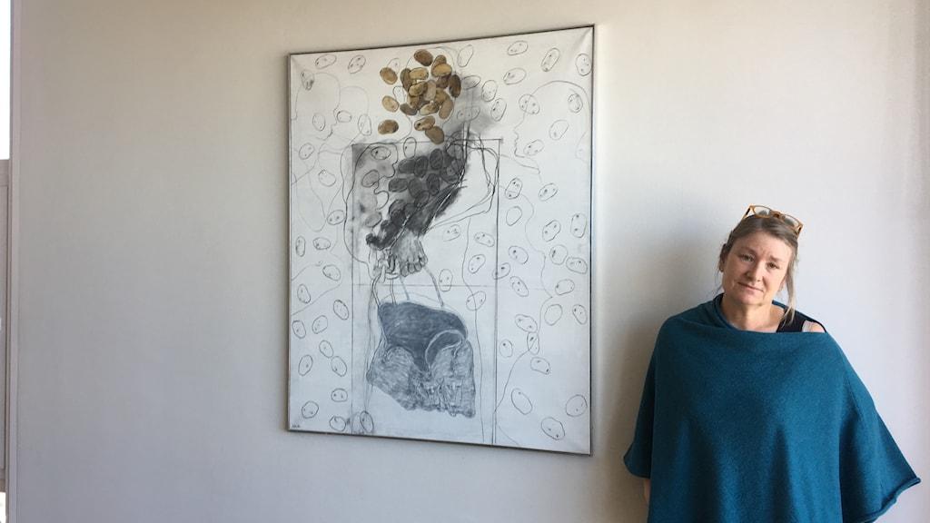 Kersti Ejeby, verksamhetschef Gustavsbergs vårdcentral