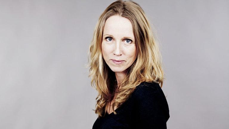 Mari Forssblad. Foto: Stina Gullander/Sveriges Radio.