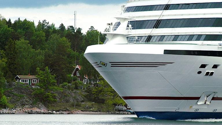 Sjösäkerheten har förbättrats kraftigt tackvare säkrare fartyg. Foto: Hasse Holmberg/Scanpix.