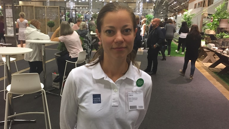 Anna Håkansson, jurist, Naturvårdsverket.