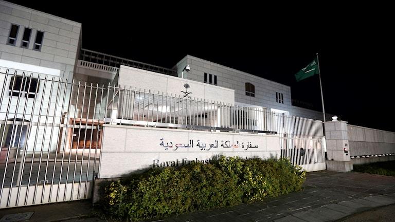 Saudiarabiens ambassad i Ottawa.