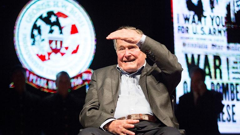 George H.W Bush har avlidit vid 94 års ålder.