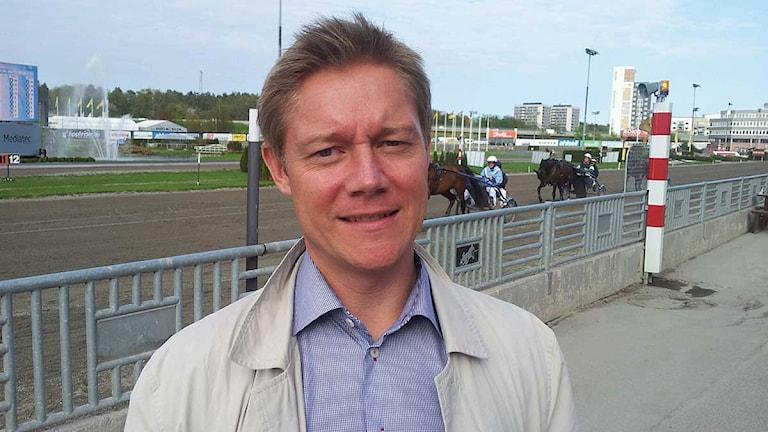 Hans Skarplöth. Foto: Bengt Hansell/Sveriges Radio.