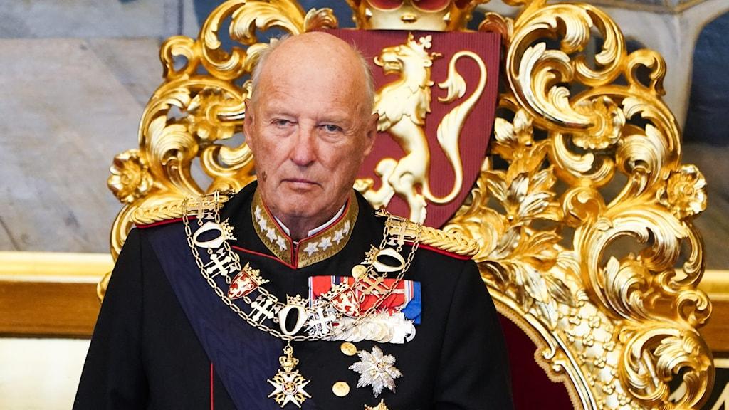 Kung Harald.
