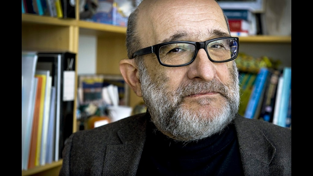 Criminology professor Jerzy Sarnecki thinks racist comments could have encouraged police to reveal more information than usual. File photo: Claudio Bresciani/Scanpix
