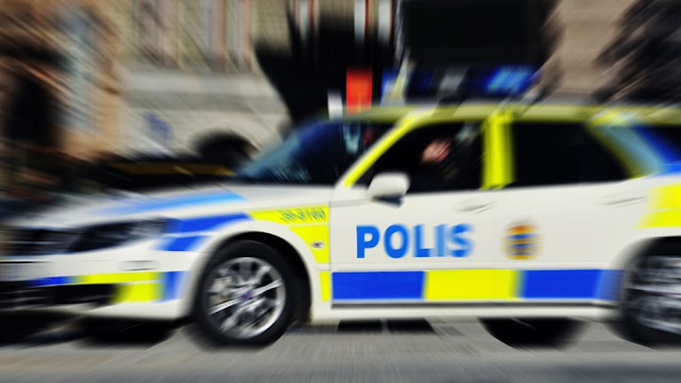 Polisbil.