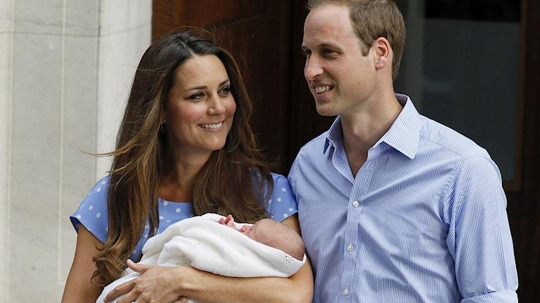 Prins William och han