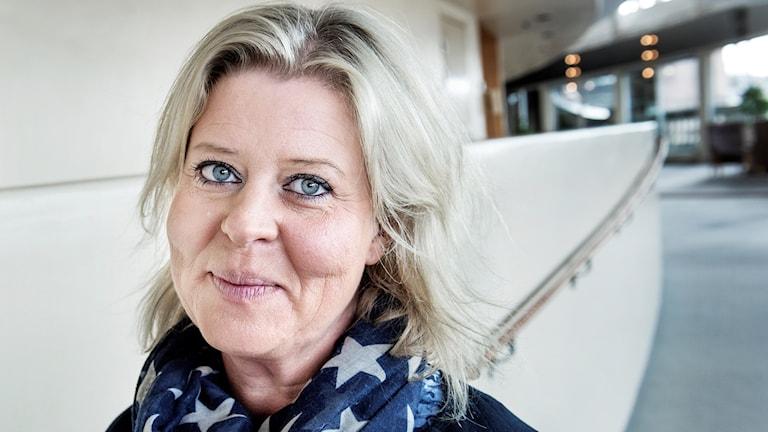 Camilla Waltersson Grönvall, Moderarternas utbildningspolitiska talesperson.