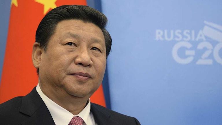 Kinas president Xi Jinping. Foto: