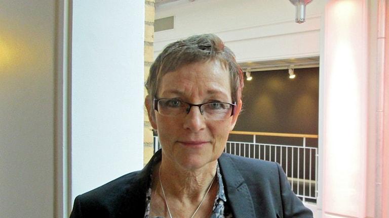 ماريا أوغرين المديرة العامة السابقة لمجلس إدارة النقل