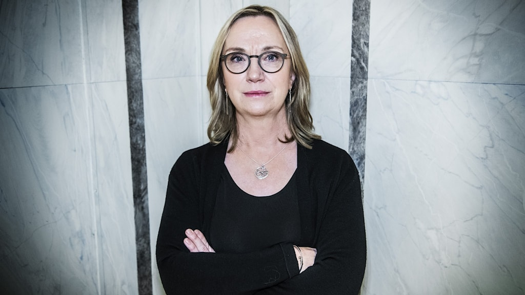 Christina Nyman, chefsekonom på Handelsbanken