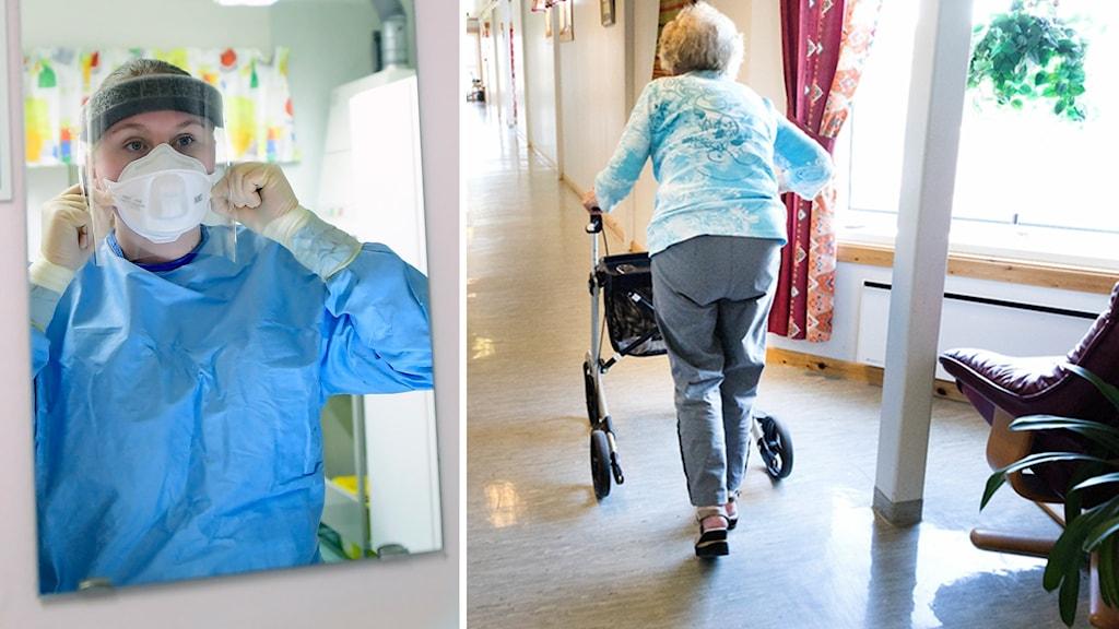 43 kommuner har under veckan uppgett till Ekot att de nu har haft bekräftade fall på äldreboenden i kommunen.