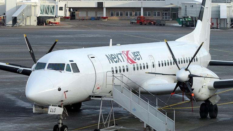 Flygplan Nextjet