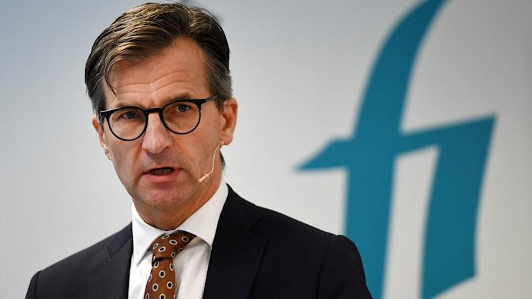Erik Thedéen, generaldirektör på Finansinspektionen.