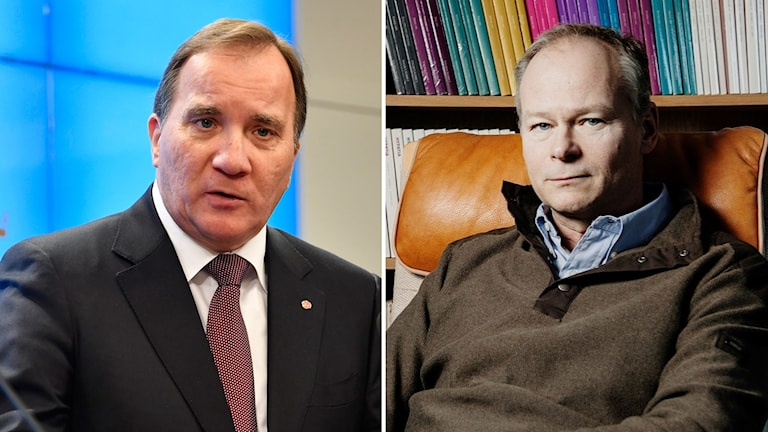 Stefan Löfven iyoTommy Möller
