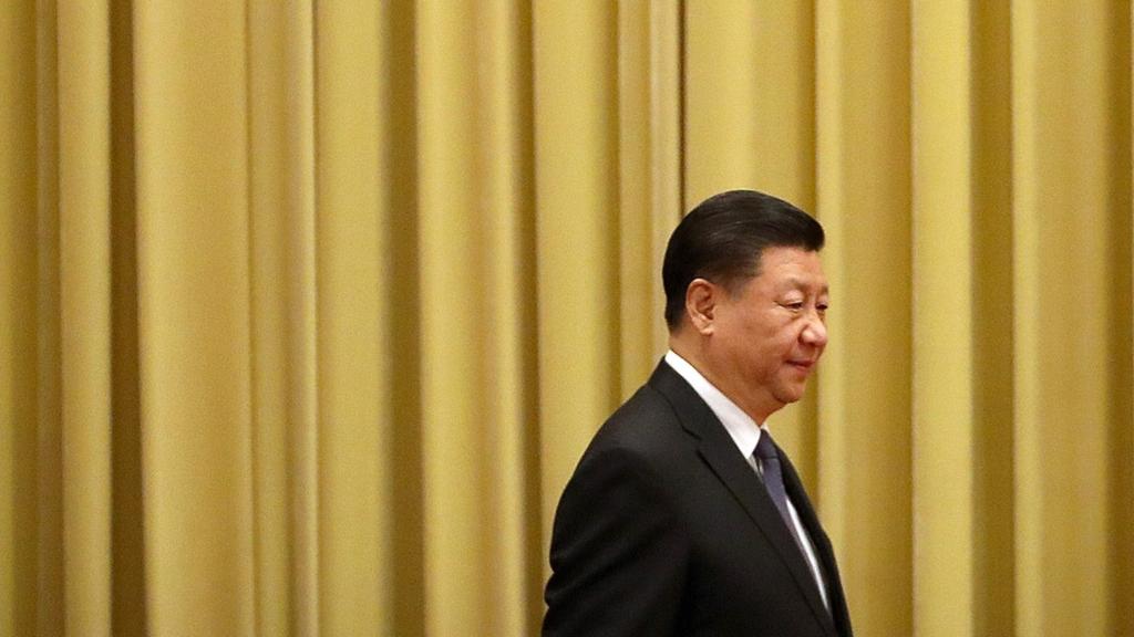 Kinas president Xi Jinping