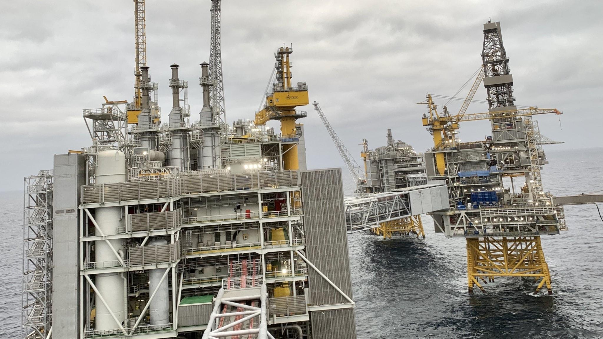 Klimatstrid om nytt oljefält  - Nyheter (Ekot)