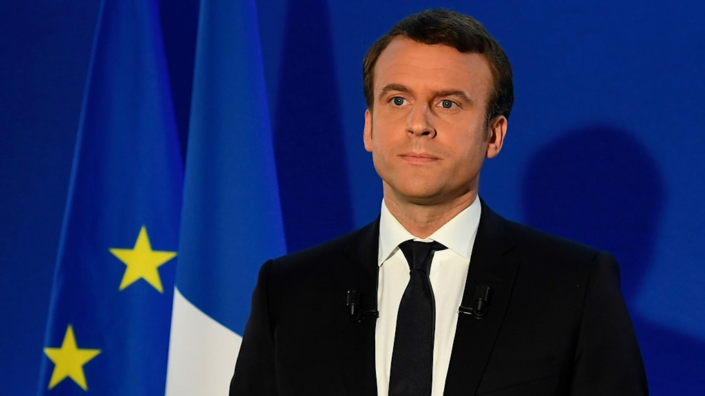 Emmanuell Macron.