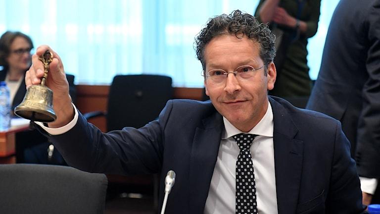 Eurogruppens ordförande Jeroen Dijsselbloem.