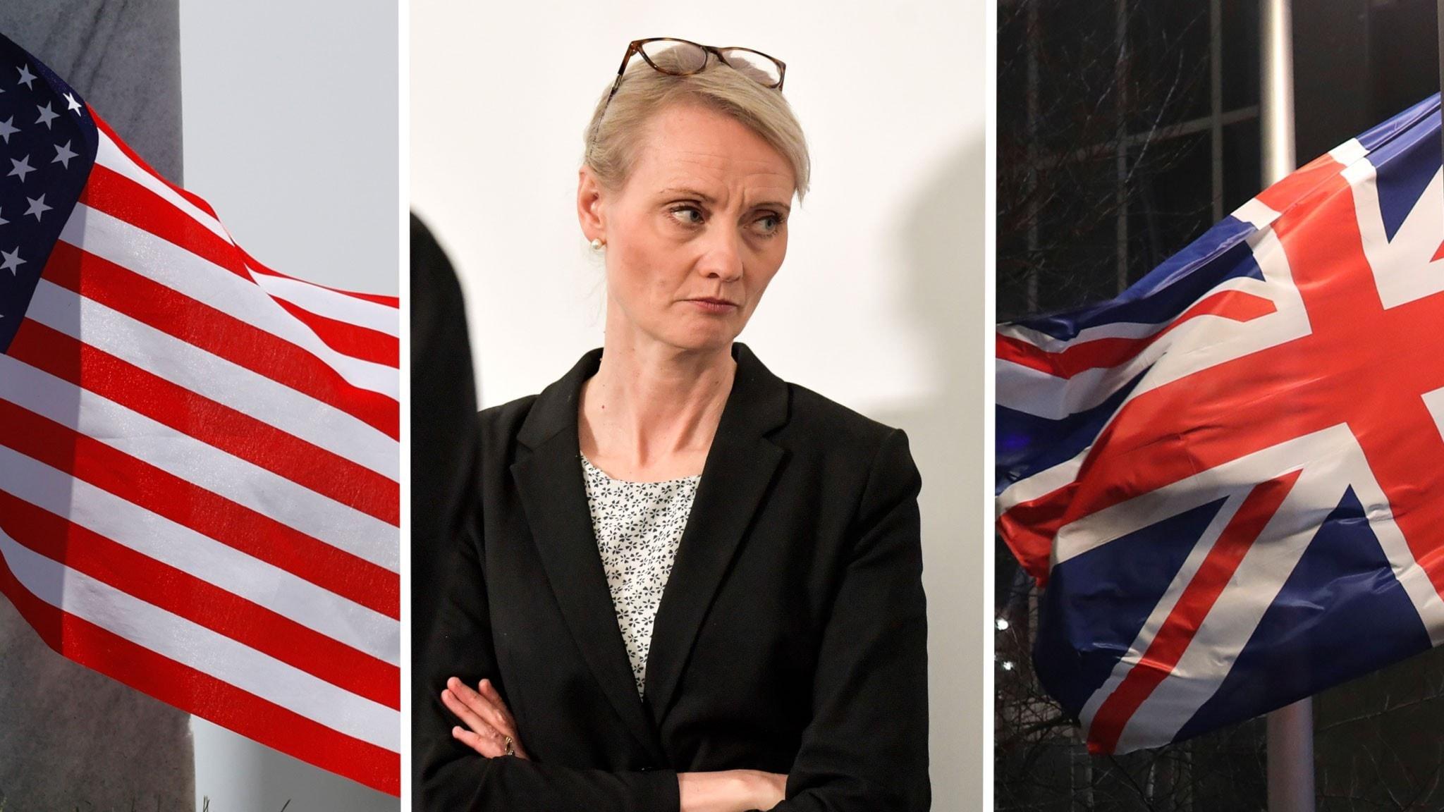 FHM: Troligt att smitta kom från Storbritannien och USA - Nyheter (Ekot)