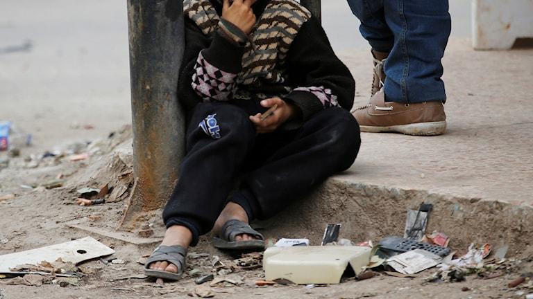 43 människor döda i Syrien.