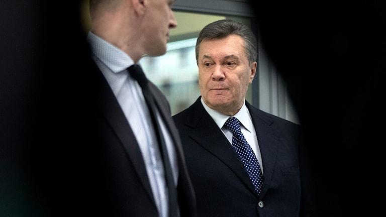 Viktor Janukovytj