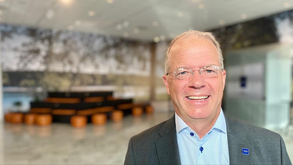 Volvos vd Martin Lundstedt