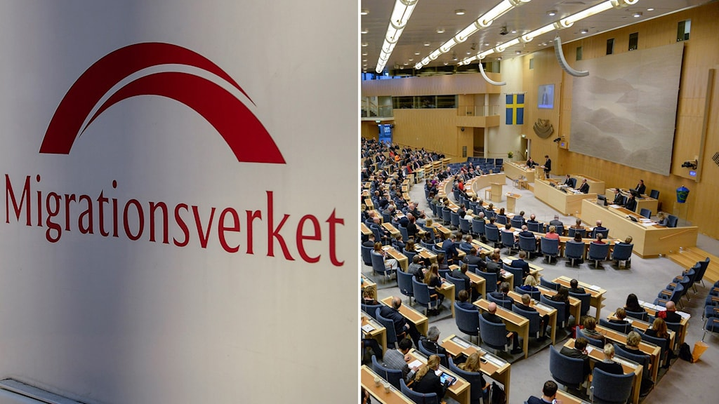 The Swedish parliament, Riksdagen, will vote on the proposed changes today. Photo: TT