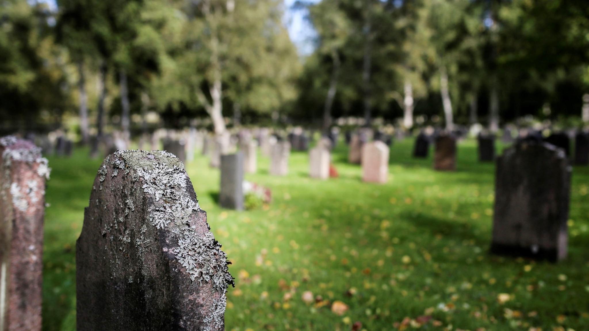 hur lång tid tar en begravning
