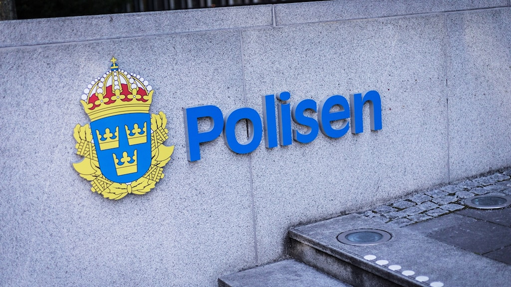 Polisen.