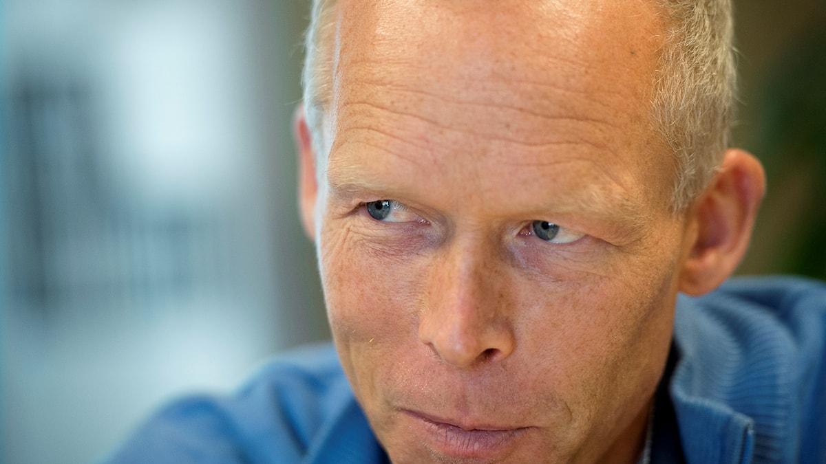 Johan Rockström, professor i miljövetenskap vid Stockholms universitet