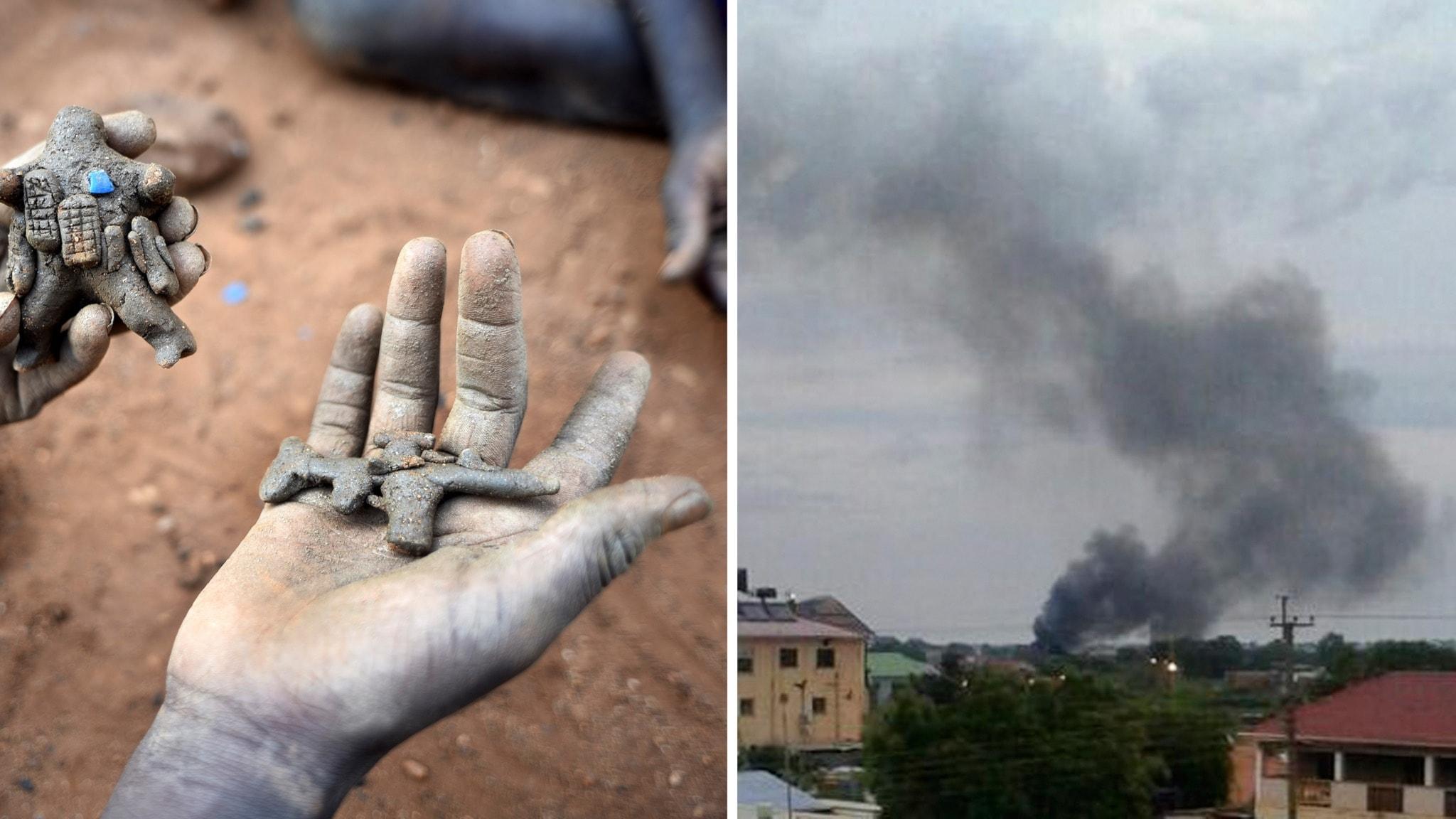 Fn personal skots ihjal i sudan