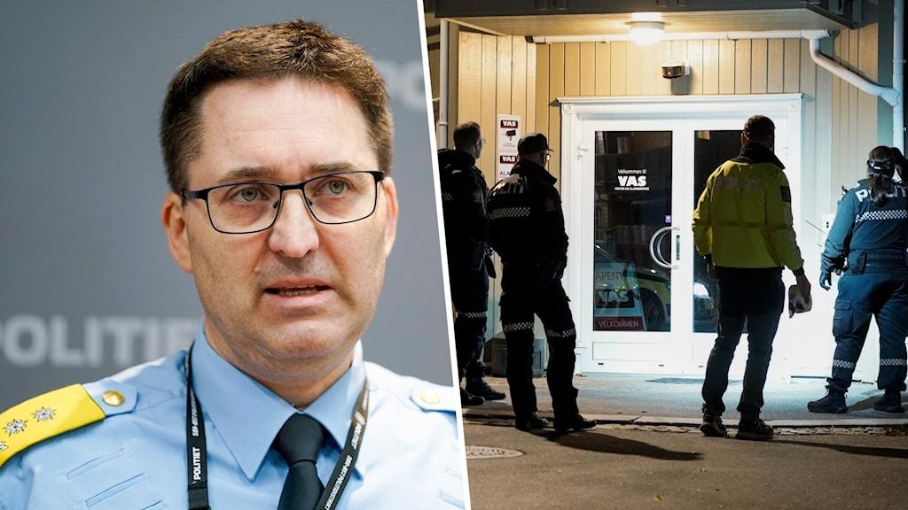 Polisen Ole Bredrup Sæverud.