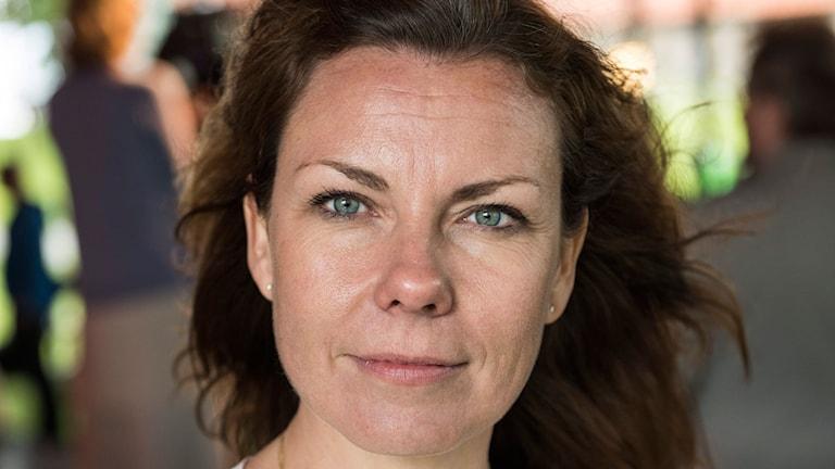 DN:s Korrespondent Terese Cristiansson
