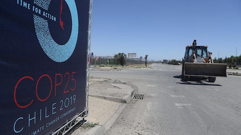 Chile Cop 25
