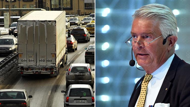 Trafik och Bil Swedens Bertil Moldén