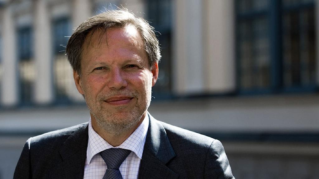 Mats Melin, ordförande i Högsta förvaltningsdomstolen.