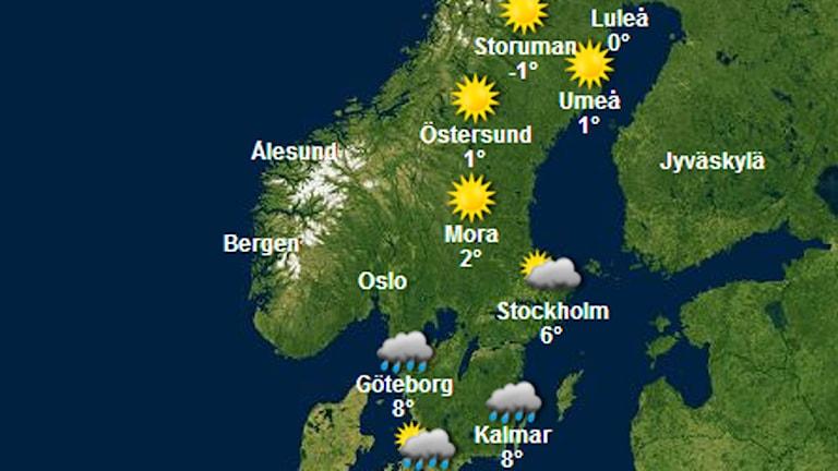 Klicka för att komma till Sveriges Radios vädersajt