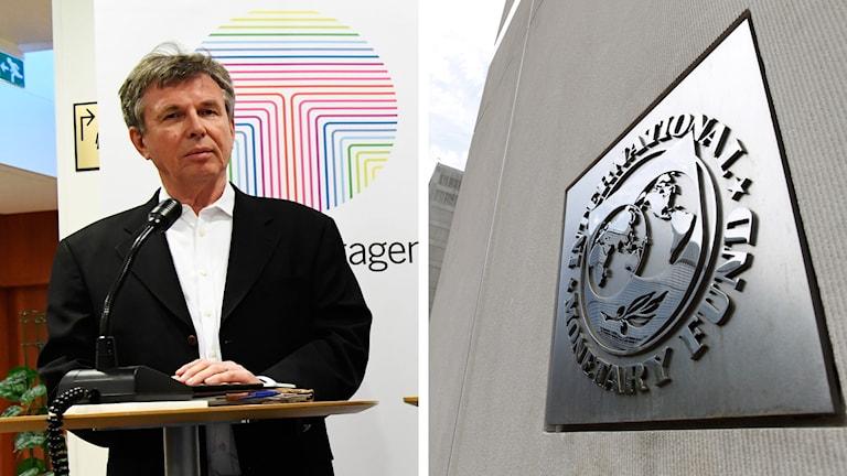 IMF internationella valutafonden och Anders Rune