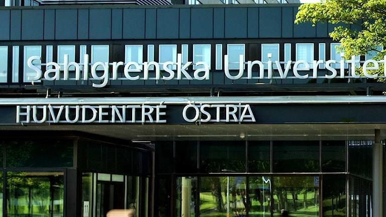 Sahlgrenska universitetssjukhuset i Göteborg. Foto: Marie Ullnert/Sahlgrenska. (CC)