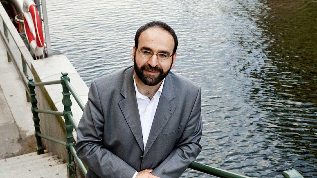 Mehmet Kaplan från Miljöpartiet. Foto Christine Olsson /