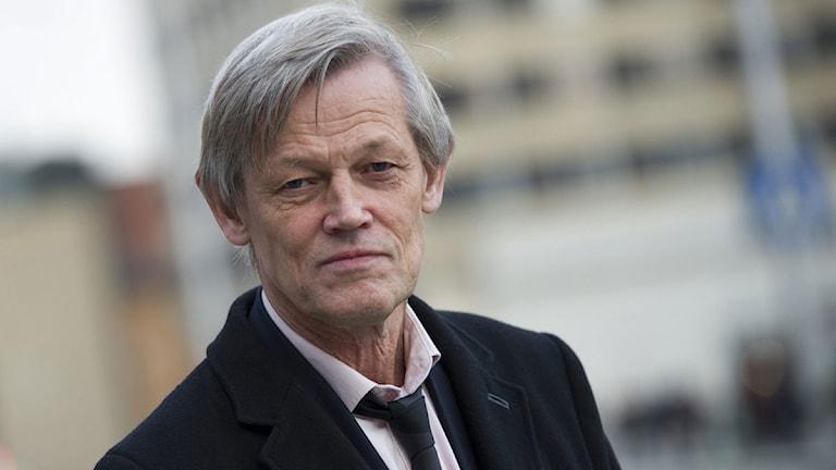 Top judge Göran Lambertz has himself served as JK and on the Supreme Court. Photo: Fredrik Sandberg/TT.