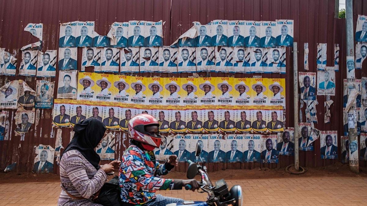 valaffischer i uganda