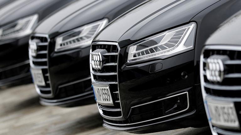 Bilar Audi